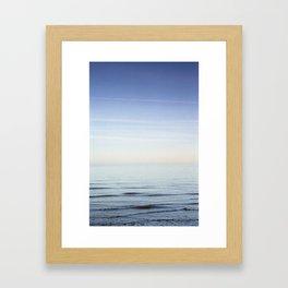 Seascape no.1 Framed Art Print