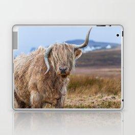 Moo? Laptop & iPad Skin