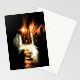 Midnight Alley Stationery Cards