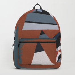 Gris (1931) by Wassily Kandinsky Backpack