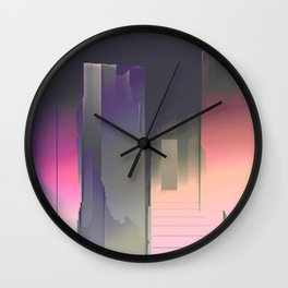 Borealis Wall Clock