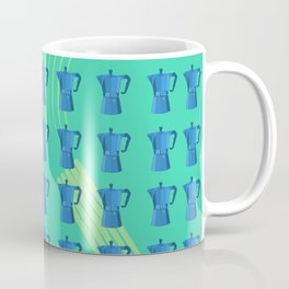 Greca Coffee Mug