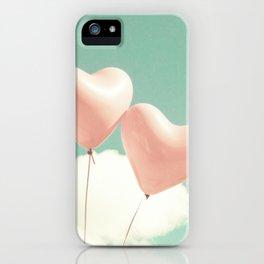 Getting closer iPhone Case