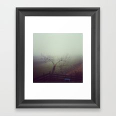 Thetree Framed Art Print
