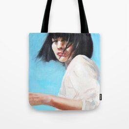 South of the Border, West of the Sun Tote Bag