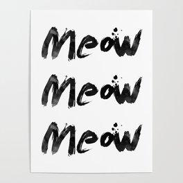 Meow Meow Meow 2 Poster