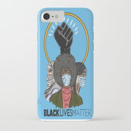 Fight Against Injustice (Donation to BLM Causes) iPhone Case