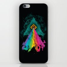 Eye of Prism iPhone & iPod Skin