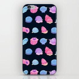 sea shell iPhone Skin