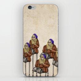Mary-Kate Olsen iPhone Skin