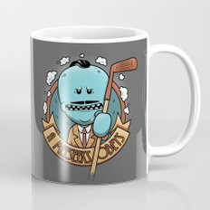A Meeseeks Obeys Coffee Mug