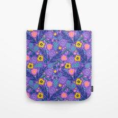 Flora Delight Tote Bag