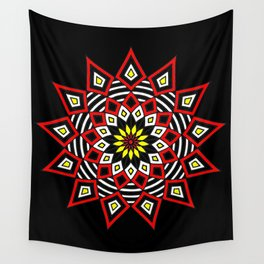 Stars Up to the Sky | Mandhala | Mother Star Wall Tapestry