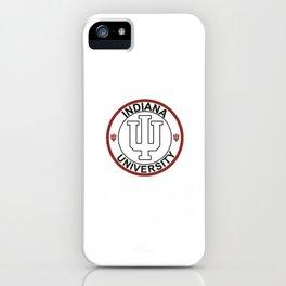 iu iPhone Case