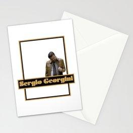 Sergio Georgini Label Check Stationery Cards