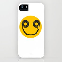 Techno Lover iPhone Case