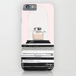 The Perfume & the Fashion Magazines iPhone Case