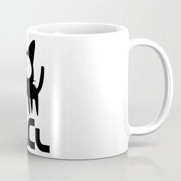 FLCL - Cat Coffee Mug