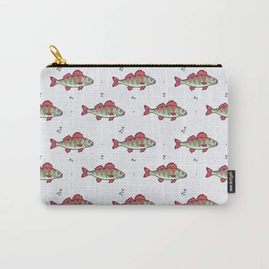 fisher's dream Carry-All Pouch