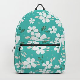 Torque Floral Backpack