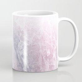 Sea Dream Marble - Rose and white Coffee Mug