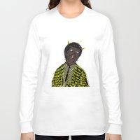 hamburger Long Sleeve T-shirts featuring Hamburger by youeatme