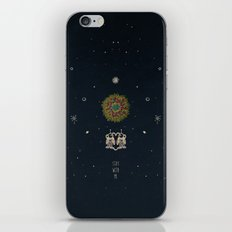 5. Stay with me iPhone & iPod Skin