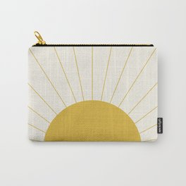 Sunrise / Sunset Minimalism Carry-All Pouch