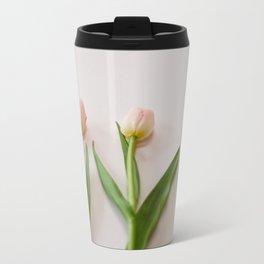 Four Tulips Metal Travel Mug