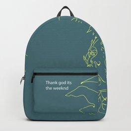 The Weeknd Backpack