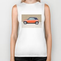 mini Biker Tanks featuring Mini Makeover by Bruce Stanfield