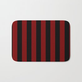 Carnival of Red Bath Mat