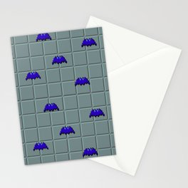 Bats in the Dungeon Stationery Cards