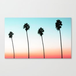 Sunset Boulevard #society6 #decor #buyart Canvas Print