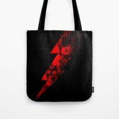 Lightning Chase Tote Bag