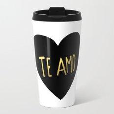 Te Amo Travel Mug