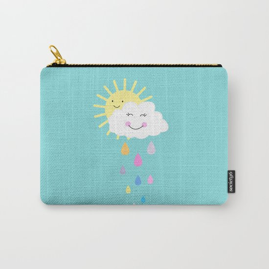 Happy Spring Days  Carry-All Pouch