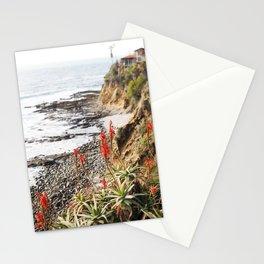 Laguna Beach being Beautiful Stationery Cards