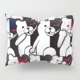Monokuma Pillow Sham