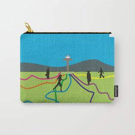 Many Paths to Jesus Carry-All Pouch