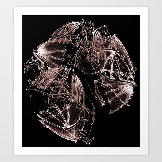 Vinan Art Print