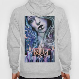 Witch Ritual By Candlelight Hoody