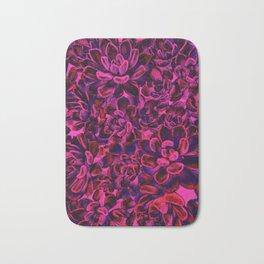 Floral tribute [vivid] Bath Mat