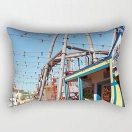 Amusement park Rectangular Pillow