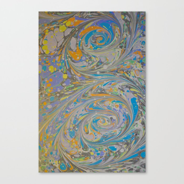 Marble Print #16 Canvas Print
