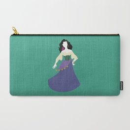 Esmeralda from The Hunchback of Notre-Dame Carry-All Pouch