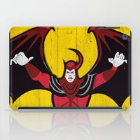 dungeons and dragons iPad Cases featuring DUNGEONS & DRAGONS - AVENGER by Zorio
