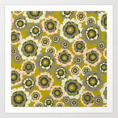 Floral3 Art Print