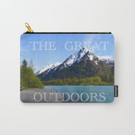 The Great Outdoors!! Carry-All Pouch