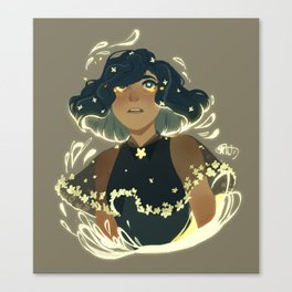 Water Witch Canvas Print